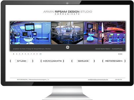 Armin Ripsam | Design Studio Communicate